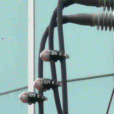 การไฟฟาสวนภูมิภาค อําเภอหาดใหญ ติดตั้งระบบเคเบิลใตดินบริเวณถนนนิพัทธอุทิศ 1,2,3 และถนนเสนหานุสรณ